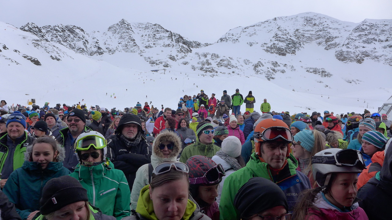 SkiMAGAZIN-Skitestwoche 2018 in Sulden